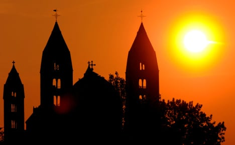 Speyer's imperial cathedral