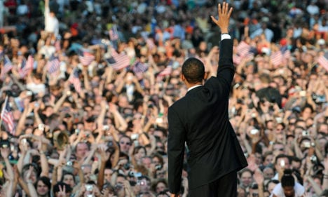 Obama faces more sceptical Germany
