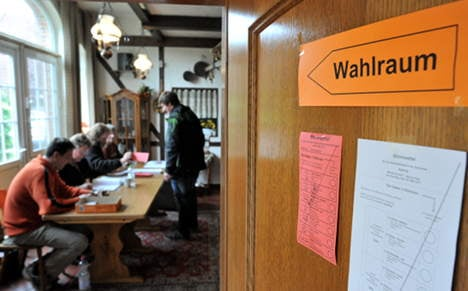 Germans lose interest in voting as election looms