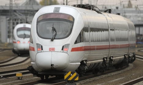 English Channel tunnel opened to German rail