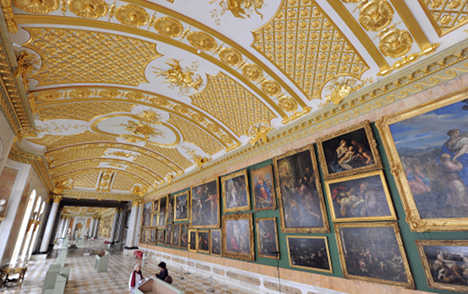 Potsdam's Prussian palaces and parks