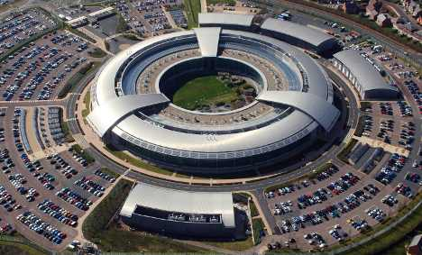 Britain ignores German questions on spying