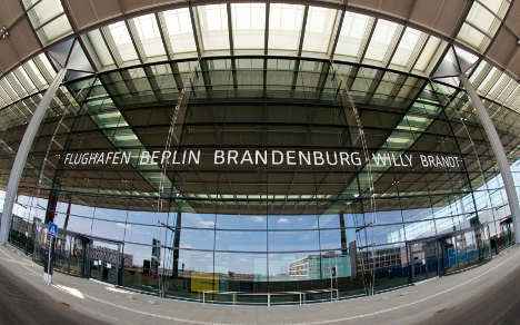 New Berlin airport 'just for easyjetters'