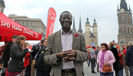 'I am Senegalese, but firstly I am German'