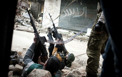 Assad: Europe will 'pay price' if it arms rebels