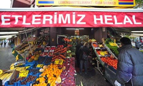 German chains 'ignore Turkish shoppers'