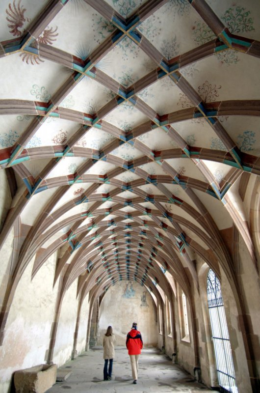 Maulbronn's magnificent monastery complex