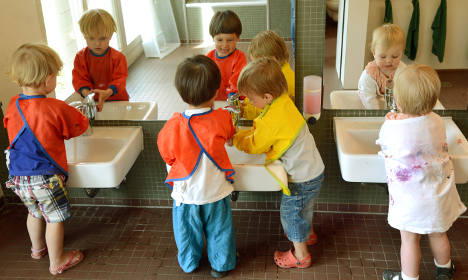 Controversial child care cash falters at launch