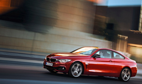 BMW expects drop in European demand