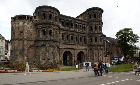 The Roman romance of Trier on the Moselle