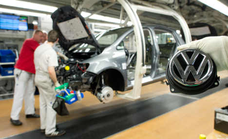 Volkswagen steers new business to China