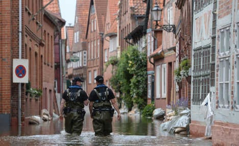 Floods likely Germany's costliest natural disaster