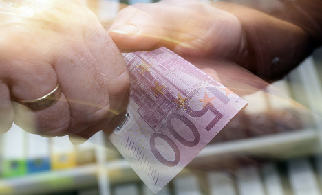 Corruption fears on the rise: Berlin group
