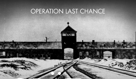 Nazi hunters offer cash in last push for justice