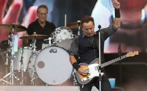Did Springsteen's 1988 Berlin gig rock the Wall?