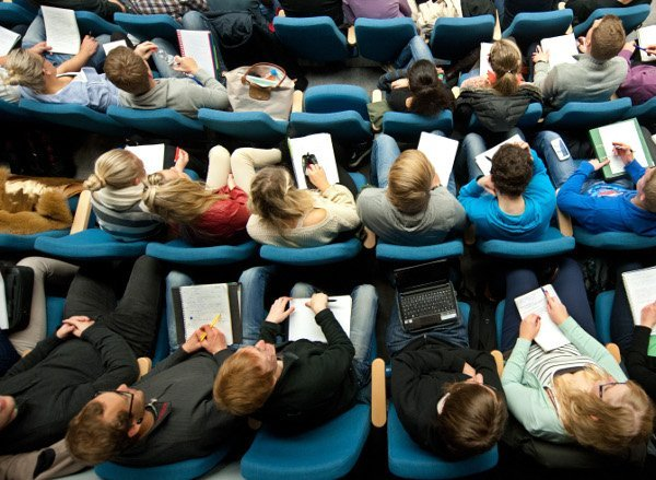 Why you shouldn't<br>3) They're late bloomers. Germans are in no rush to finish their studies and start a job. This might get frustrating for those of you from countries which push their youngsters through education as fast as possible. Photo: DPA