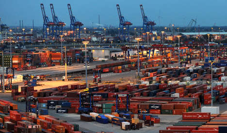 Germany: 'We can beat US in export rankings'