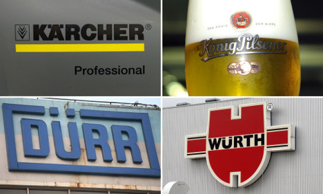 German firms ditch umlauts for global trade