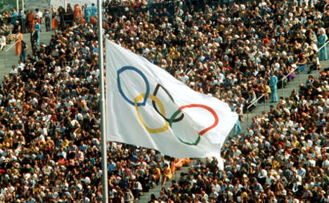 Olympic chief plays down German doping