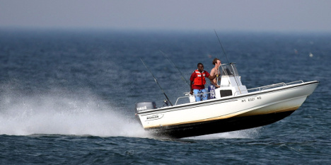 Tourist killed in motorboat accident