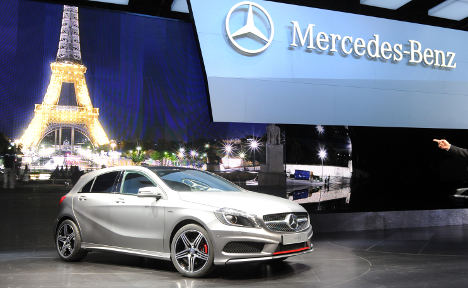 Court orders France to lift Mercedes ban