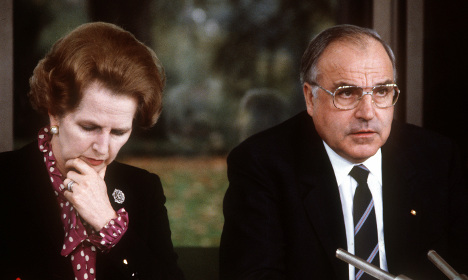 Kohl wanted to send half Turks home in 1980s