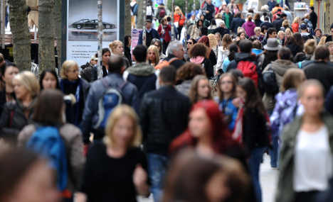 Disgruntled Germans call for census re-count