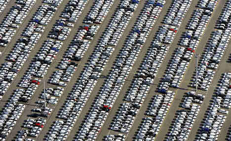 Hailstone fears for 17,000 new Volkswagens