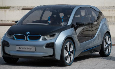 French accuse BMW of electric car 'spying'