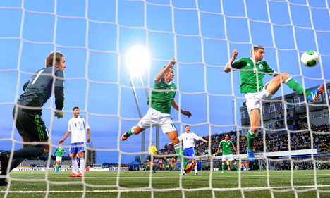 Germany closer to World Cup after Faroe win