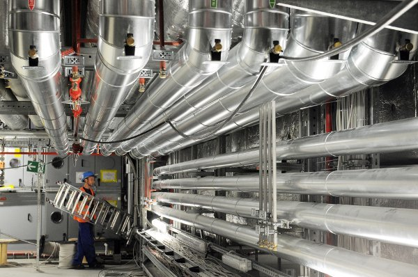 It's problems with the pipes, see. And 66,499 other things. Photo: DPA
