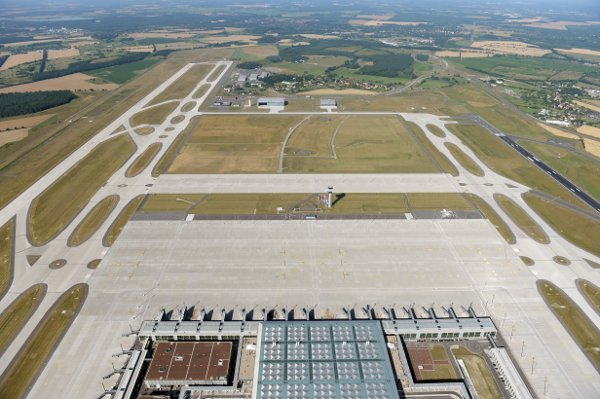 But the runways will remain pristine without those dirty planes going up and down on them.Photo: DPA