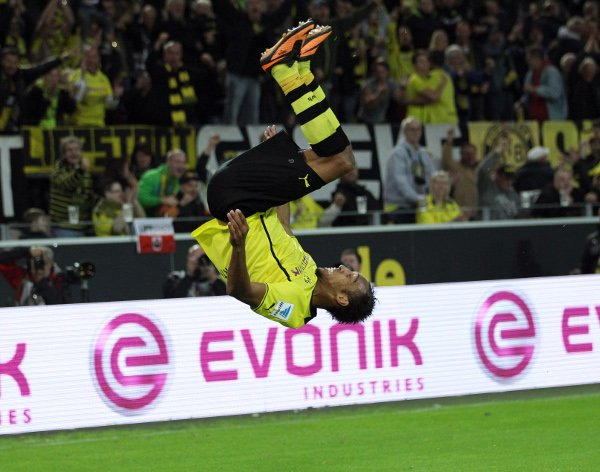 The best photos from the Bundesliga – Matchday five