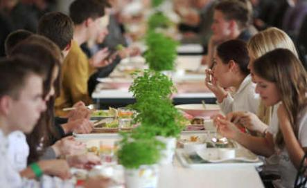 """It's led to wacky ideas in election manifestos...<br>The Green party has argued for a nationwide """"veggie day"""" in canteens. The party wants weekly meat-free days in office, school and kindergarten canteens to encourage healthy eating and awareness of animal cruelty in meat production. The scheme has been widely criticized as """"doctrinal"""" and a symptom of a """"nanny state"""".Photo: DPA"""