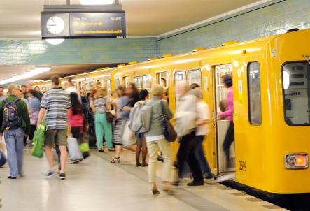 Getting around<br>The public transport, reasonably priced and effective (usually).Photo: DPA