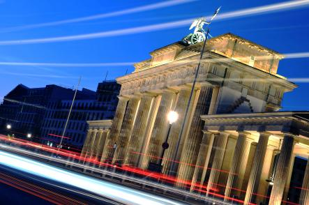 The architecture<br>Architecturally, the Hauptbahnhof and the Reichstag are wonderful and there is the symbol of Berlin of course, the Brandenburg Gate. (I would also add the British Embassy to that list!)Photo: DPA