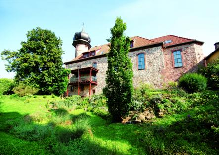 Our property of the week: a beautiful fortified church buidling near to Heidelberg.Photo: Engel & Völkers