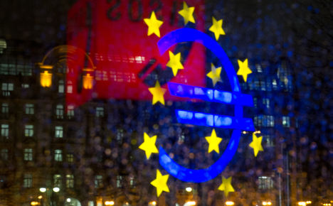 Germany's greatest fear? The euro debt crisis