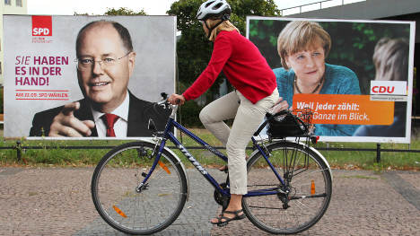 Reasons why the election matters to non-Germans