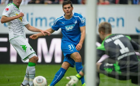 U21 captain Volland shines with fourth goal