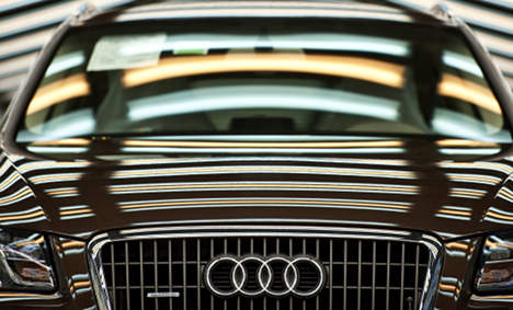 Audi sets sights on car production in Brazil