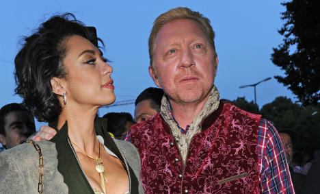 Becker: Ex-wife hit me during marriage crisis