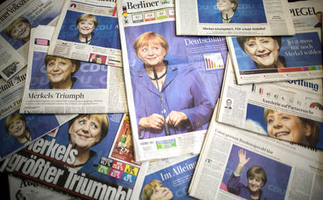 What do the papers make of election drama?
