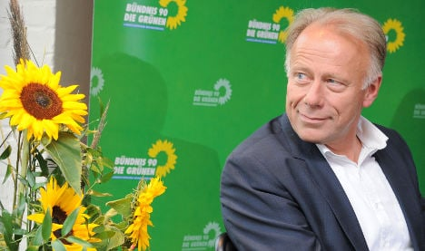 Your guide – the Green Party (Die Grünen)