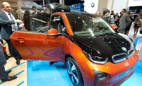 Germany to 'fall short' of electric car target