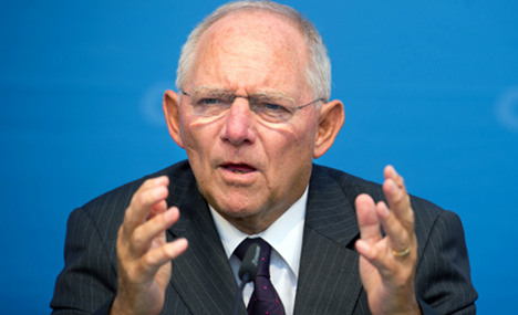 CDU softens stance on tax hikes in ally search