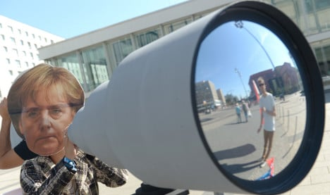 Thousands join German anti-NSA protest