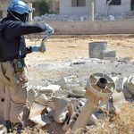 Germany: UN must speed up Syria chemical probe