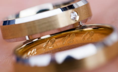 Germans 'value wedding rings like CD collections'