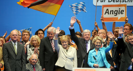 Your guide – the Christian Democratic Party (CDU)